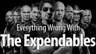 Movie Mistakes From The Expendables