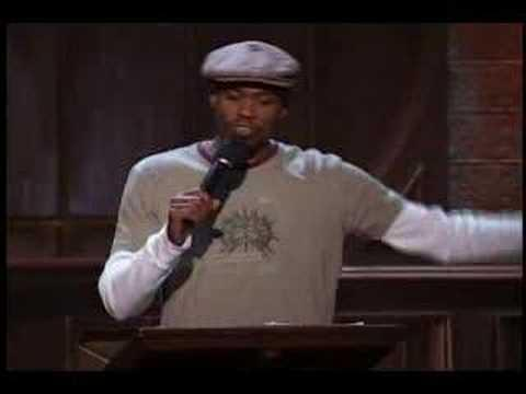 Dave Chappelle - Funny Poetry