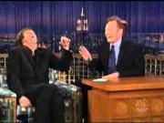 Jim Carrey And Conan O'Brien Laughing