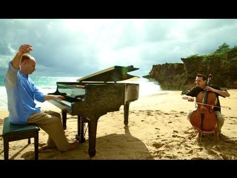 Awesome - Somewhere Over the Rainbow Piano And Cello Cover