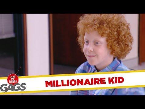 Rich Kid Prank