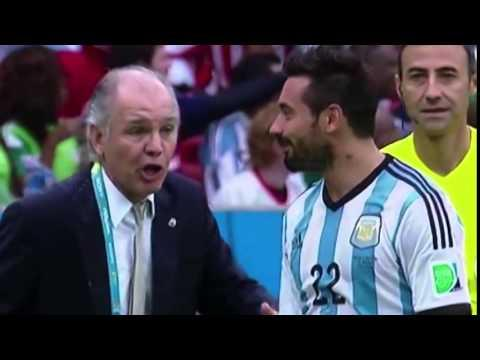 Argentina Coach's Funny Reaction To Goal Miss