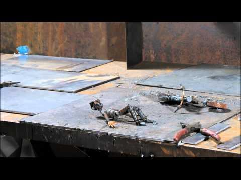 Awesome - Steel Stop Motion Animation