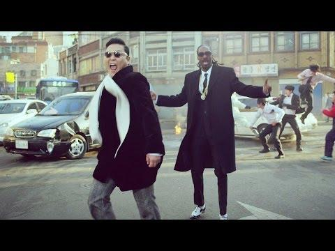 Psy's Hangover Song Featuring Snoop Dogg