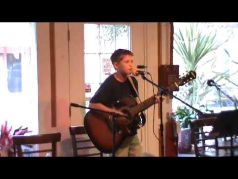 Mr Jones' Counting Crows Song Cover By John Robert