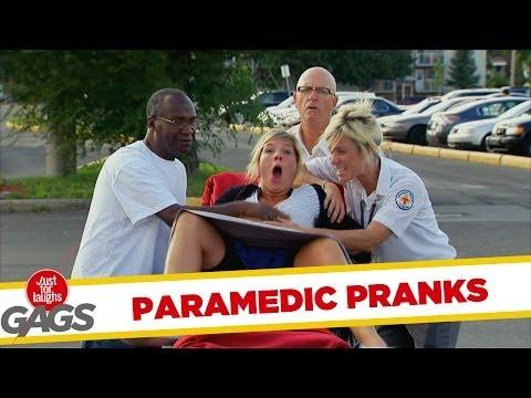 Ultimate Just For Laughs Pranks - Paramedics Edition