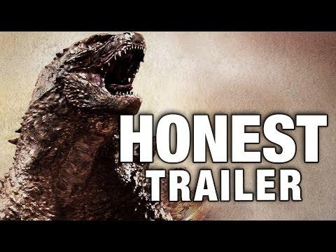 Honest Godzilla 2014 Movie Trailer