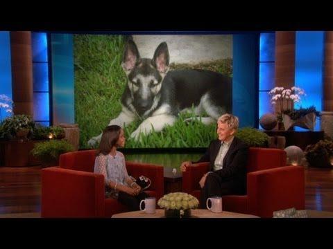 Ellen - Ellen Interviews Oscar Nominee Quvenzhané Wallis