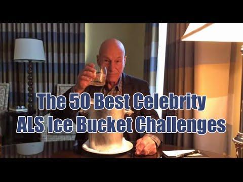 Top Celebrity ALS Ice Bucket Challenge