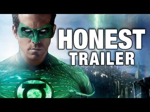 Honest Green Lantern Movie Trailer