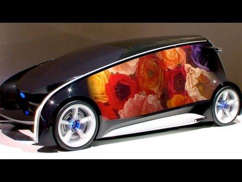 Awesome - Toyota Fun-Vii Electric Vehicle Concept Car