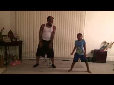 Father And Daughter's Dance To Ariana Grande's Problem Song