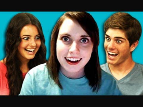 Jokes - Teens React To Video Of Creepy Girl