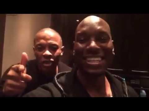 Hip Hop's First Billionaire Dr Dre Celebrates With Tyrese