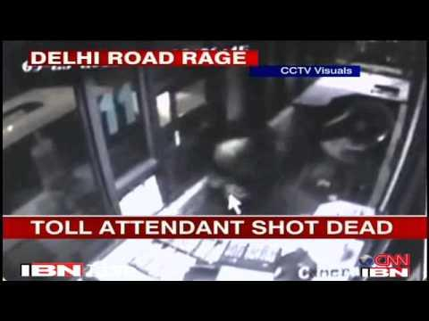 WTF - Customer Refuses To Pay Toll Fee And Shoots The Attendant