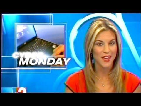 Conan O'Brien - Media Reacts To Cyber Monday Sales