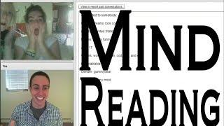 Reading People's Mind On Chat Roulette
