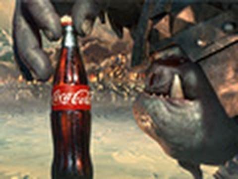 Coca Cola - Siege
