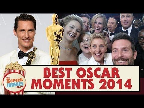 Funny And The Best Moments From 2014 Oscars