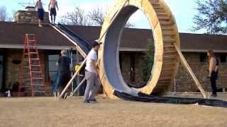 Pretty Cool Slip And Slide Loop