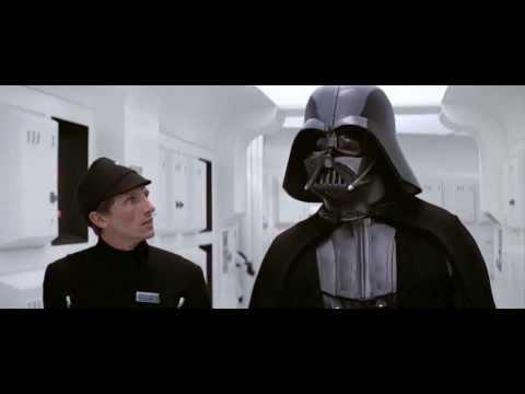 Star Wars - Darth Vader Scene With Dialogues From Coming To America
