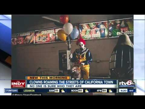 Avoid This Town In California City If You're Scared of Clowns