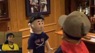 06 34 Cute Puppet Movie Trailer Wedding Proposal