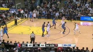 Awesome Basketball Plays By Warriors