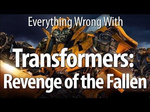 Movie Mistakes From Transformers - Revenge Of The Fallen