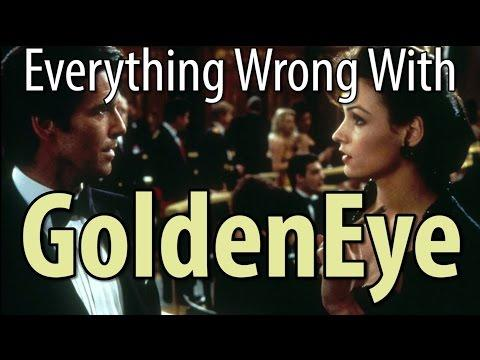 Movie Mistakes From James Bond - Golden Eye