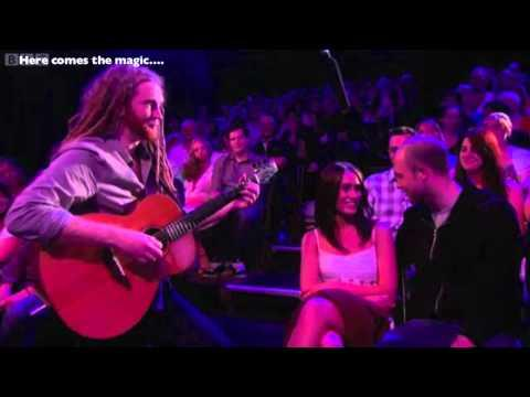 James Gets The Help Of Newton Faulkner To Propose To His Friend