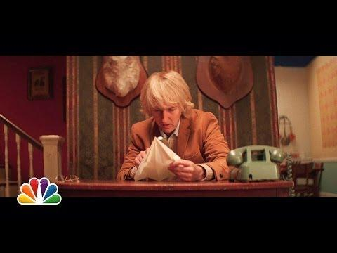 Funny Horror Movie Spoof Trailer Starring Owen Wilson