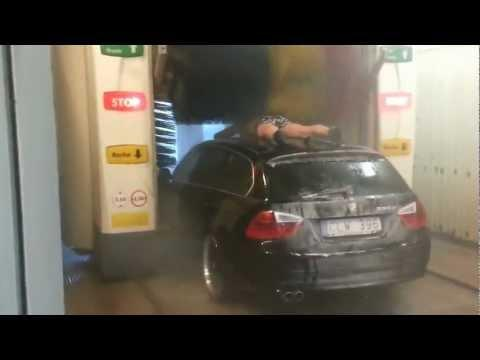 How NOT To Use The Car Wash