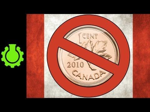 Geeky - R.I.P. Canadian Penny