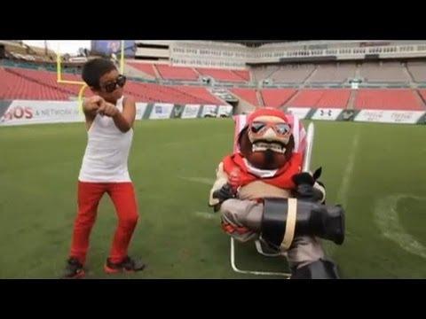 Parodies - Gangnam Style Parody By Buccaneer's Mascot