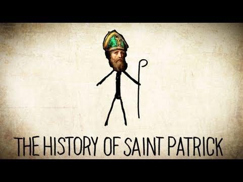 Creative - St Patrick's History Explained