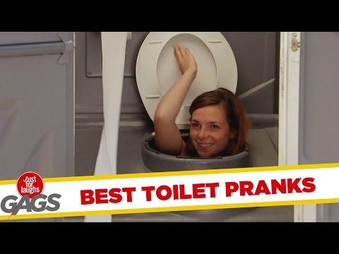 Ultimate Just For Laughs Pranks - Toilet Edition