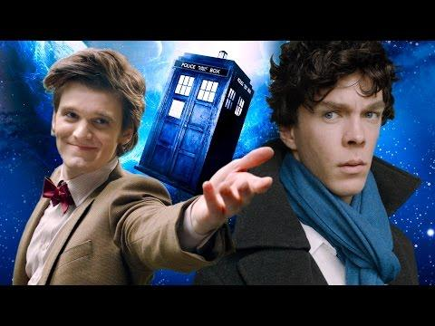 Sherlock Holmes And Doctor Who Musical
