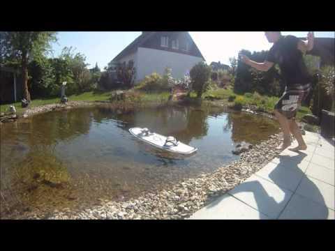 FAIL - Surfing In Backyard