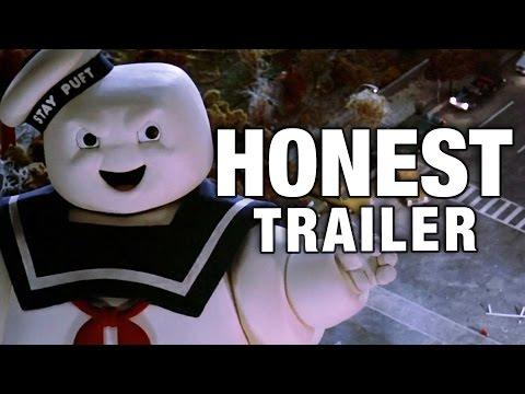 Honest Ghostbusters Movie Trailer