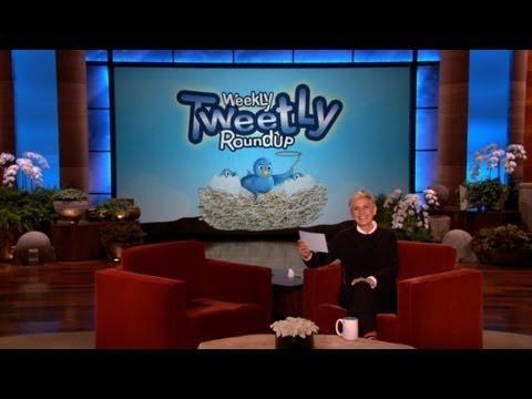 Ellen - Ellen Reads The Funniest Tweets