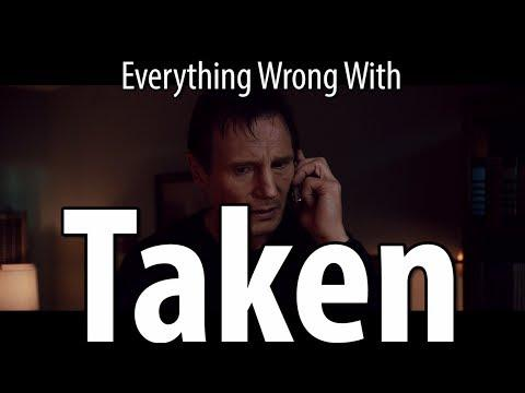 Movie Mistakes From Taken