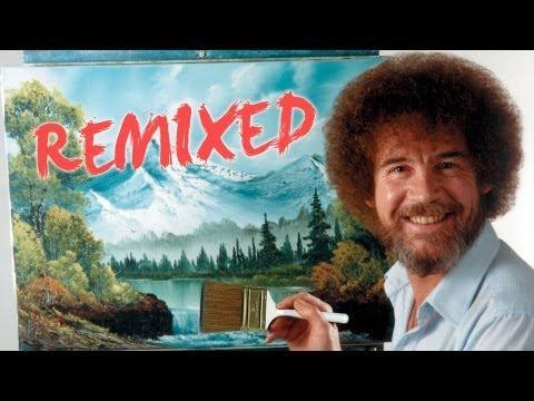 Jokes - Bob Ross Gets Remixed