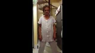 Grandma Shows Off Her Dancing Skills