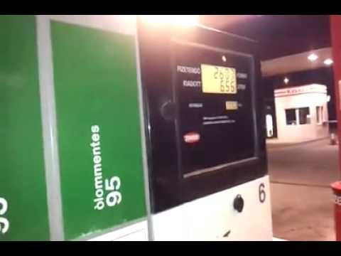 FAIL - Gas Pump Charges For Gas Not Pumped