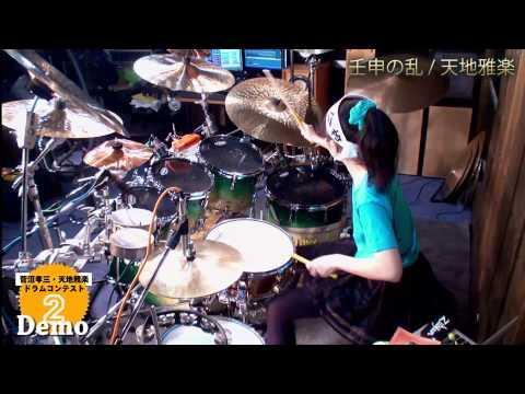 Senri Kawaguchi Shows Off Her Drumming Skills
