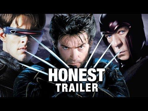 Honest X-Men Trilogy Movie Trailer