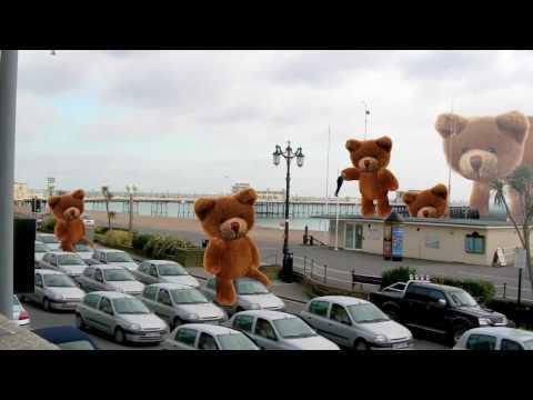 Teddy Bear - Cycles