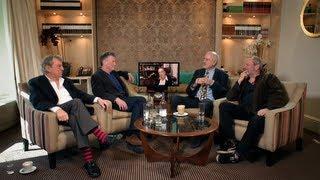 British Comedy Group Monty Python Reunite