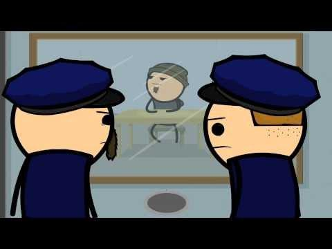 Good Cop Bad Cop Interrogation Method - Cyanide And Happiness